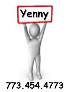 Yenny Logo Web